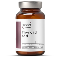 OstroVit Pharma Thyroid Aid 90 caps